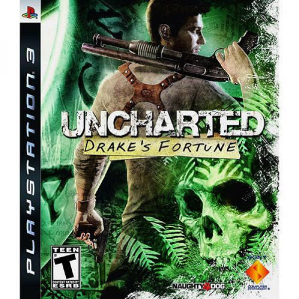 Detalhes do produto Uncharted Drakes Fortune - PS3