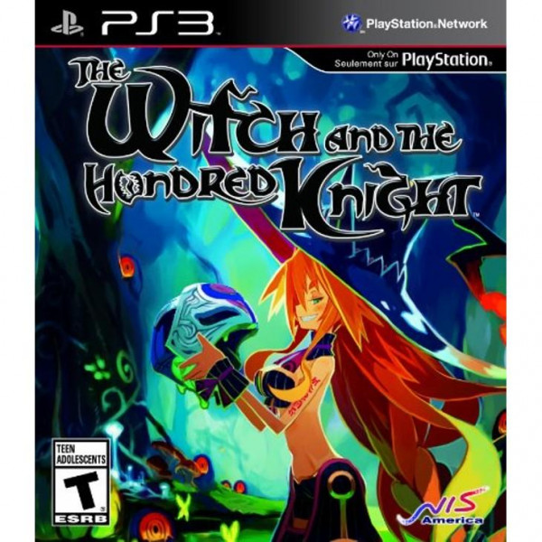 Detalhes do produto Jogo The Witch and the Hundred Knight - PS3