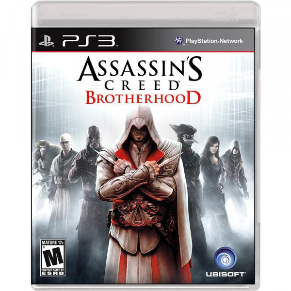 Detalhes do produto Assassin's Creed Brotherhood - PS3