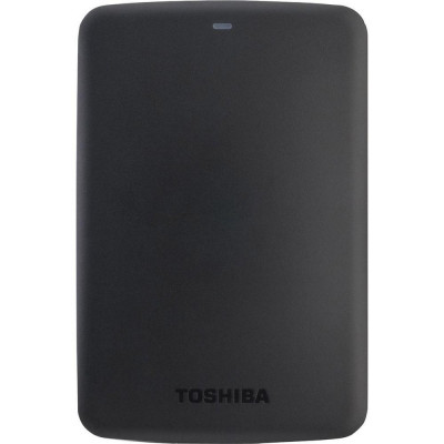 Hd Externo 500gb Usb 3.0 5400 Rpm Preto - Toshiba