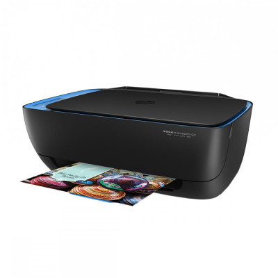 Multifuncional HP Jato de Tinta Térmico Deskjet Ink Advantage 4729 Usb 2.0 - Imprime, Copia e Digitaliza