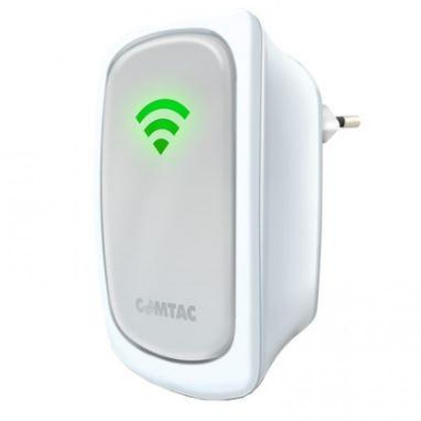 Detalhes do produto Repetidor Comtac Access Point wi-fi N 300Mbps Wn9255