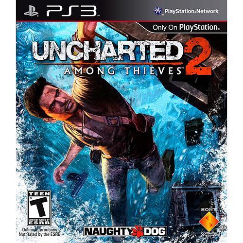 Uncharted 2: Among Thieves PS3 Sony