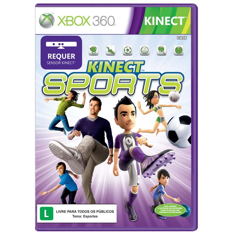 Game Kinect Sports - Xbox 360