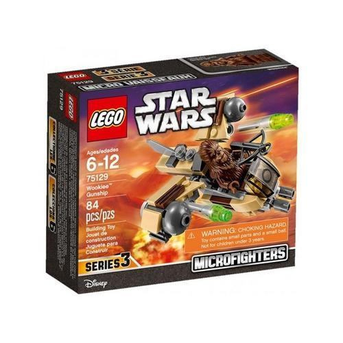 Lego Star Wars - Wookiee Gunship - 75129