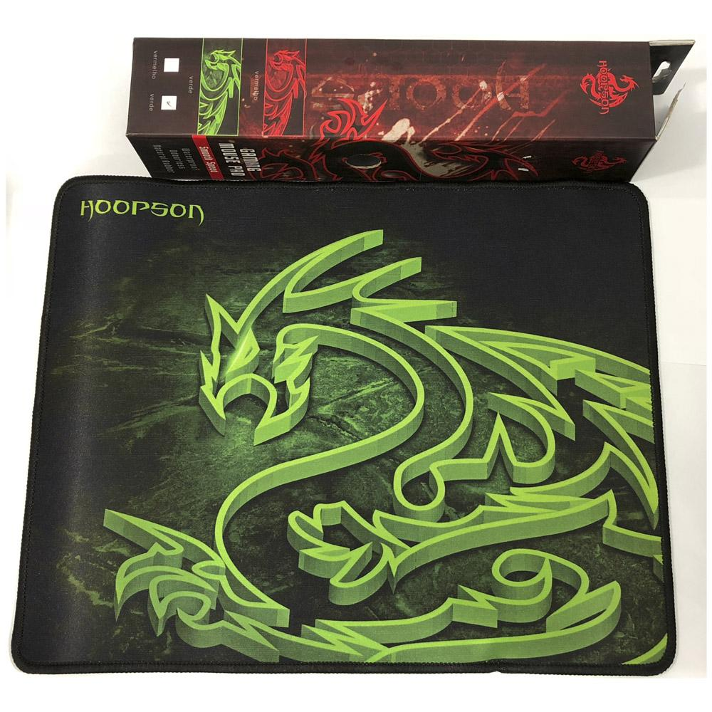 Mouse Pad Gamer Hoopson Smooth Speed Dragão Acolchoado