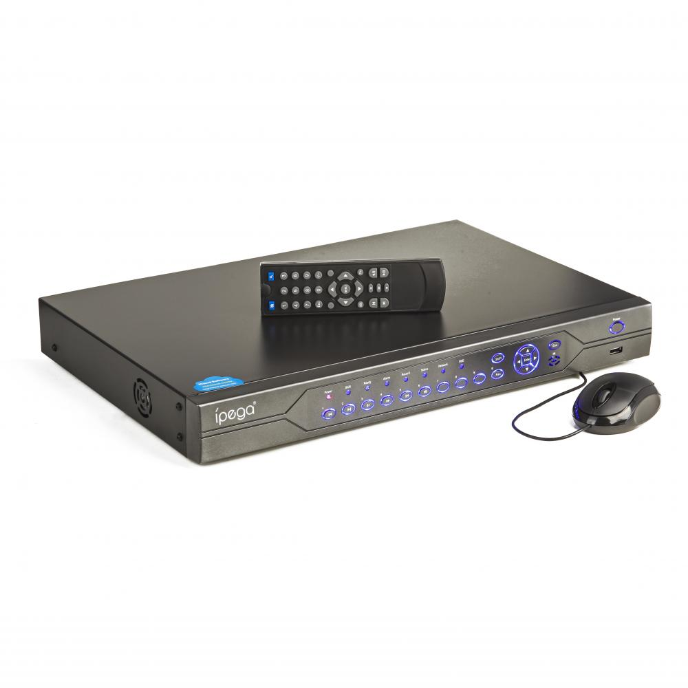DVR AHD-M 32 Canais HD Digital e Analogico CA109 - Ipega